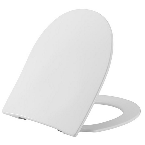 Sphinx 345 Rimfree.Pressalit 300 Slim 1012000 Dg6999 Toilet Seat With Lid White